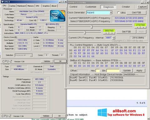 Screenshot SetFSB Windows 8